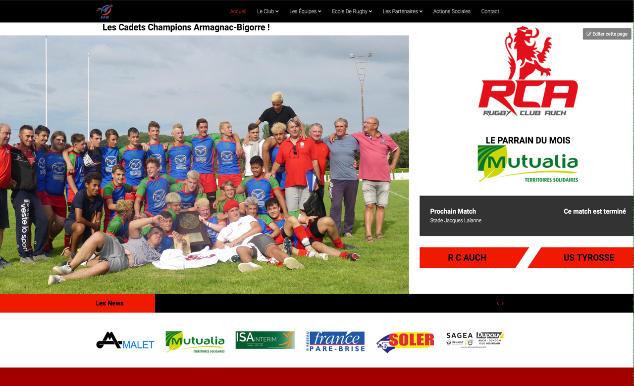 RC Auch Rugby